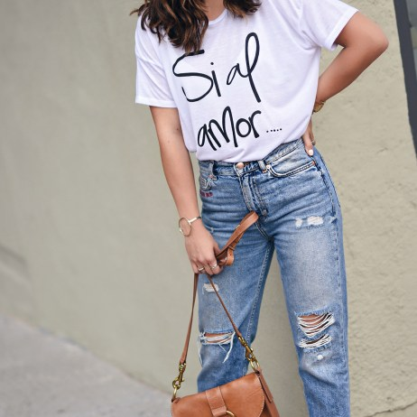 """SI AL AMOR"" T-SHIRT COLLECTION X CHIC TALK"