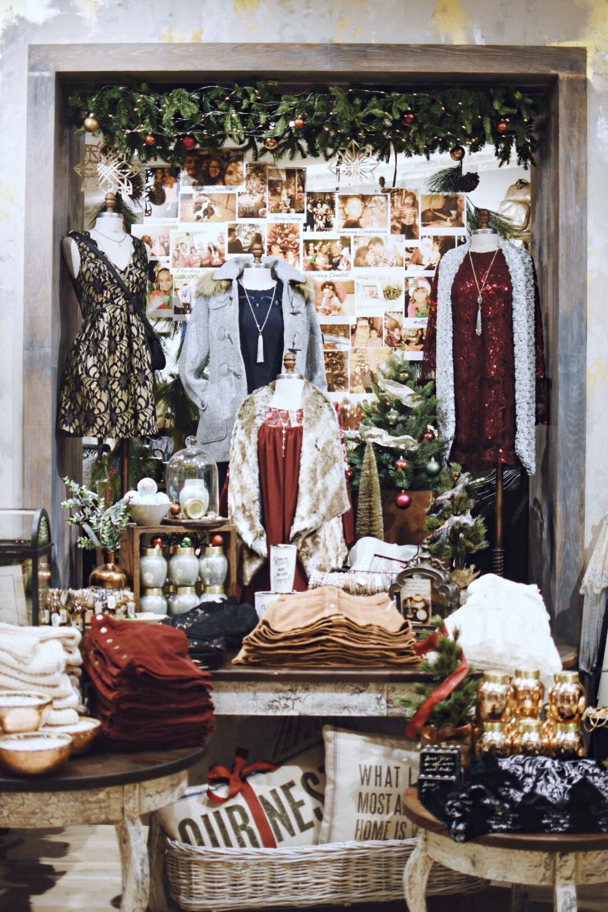 Altar'D State Gives Warmth campaign