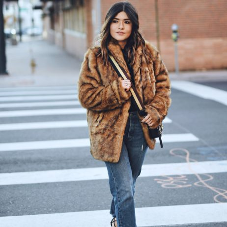 FALL'S CHECKLIST: THE FAUX FUR COAT