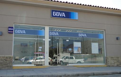 Banco bbva piedra roja directorios de for Vivero chicureo