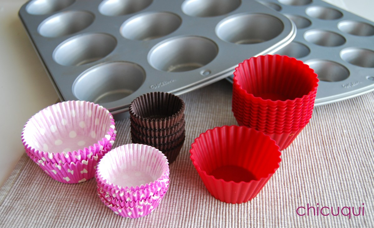 Cpsulas Para Magdalenas Muffins Y Cupcakes Chicuqui