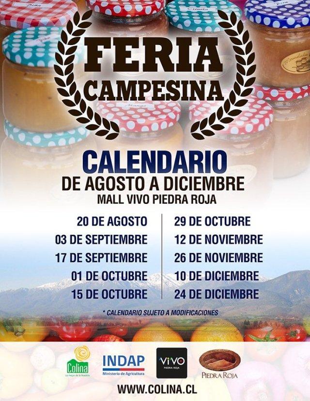 Feria Campesina de Chicureo