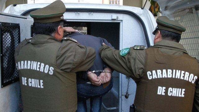 Carabineros frustró robo en la Municipalidad de Colina