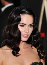 pin curls - glamorous hair of