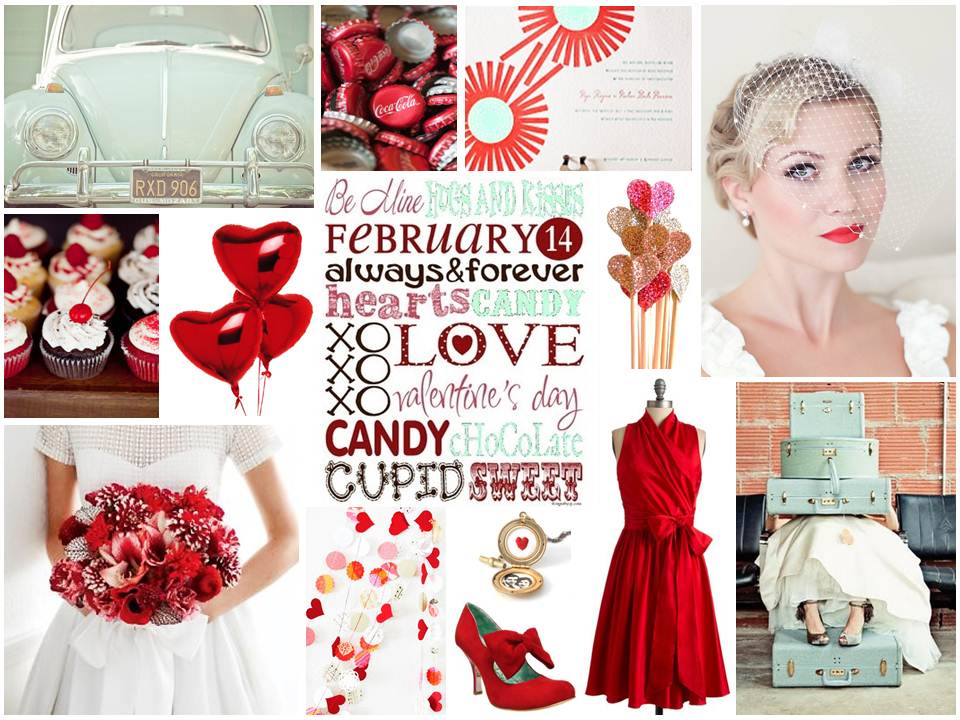 Martha Stewart Vintage Wedding Ideas