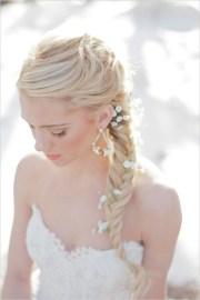 of beautiful braided
