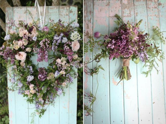 20 Of The Prettiest Wedding Wreaths