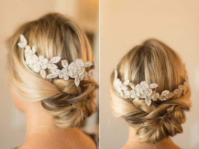 bridal hair accessories from emmy london - chic vintage