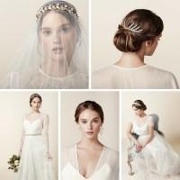 1940s Bridal Hair