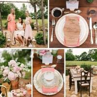 Chic Coffee-Loving Garden Bridal Shower Ideas - Chic ...