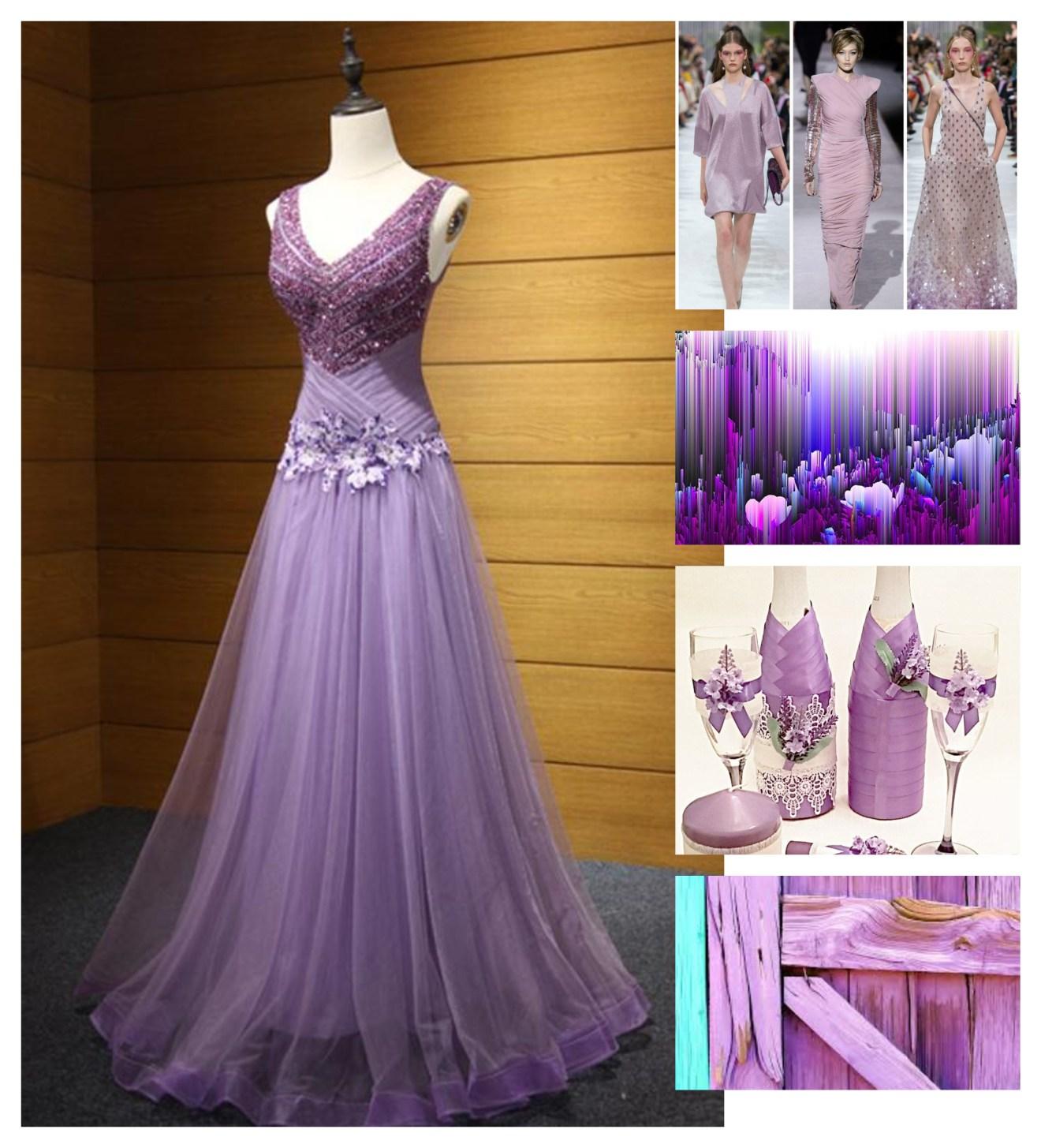Lavender pantone 2018