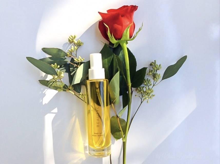 Get The Perfect Warm Weather Glow With Beautycounter's Lustro Rose Neroli Body Oil (2.7 fl.oz/80mL)