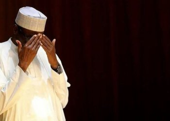 Yahaya Bello speaks on Buhari's health