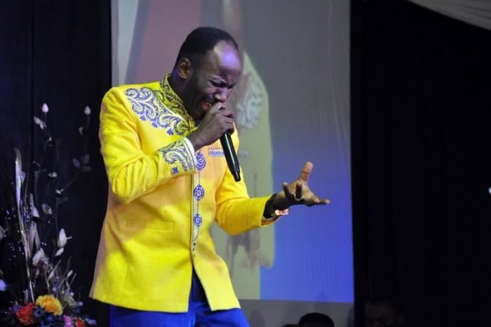 Apostle Suleman spits fire: Fulani Herdsmen have sponsors - Video