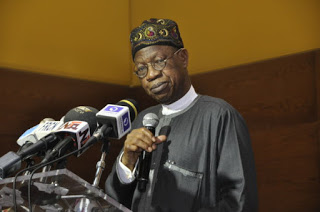 ''It costs the Federal government N3.5m every month to feed detained Shi'ite leader, Ibrahim Zakzaky'' Lai Mohammed (video)
