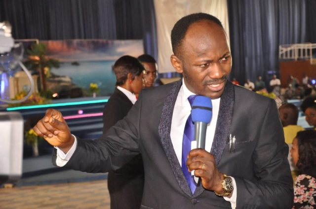 Apostle Suleman speaks on the Manchester Attack ''Terrorists are losers...""