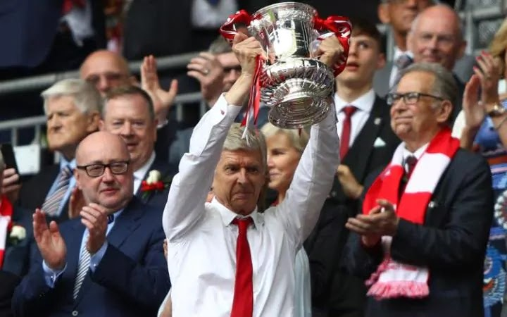 FOOTBALL: Wenger verbally agrees new two-year contract to stay at Arsenal