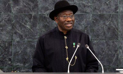 Goodluck Jonathan's 'My Transition Hours': Why I Conceded Defeat