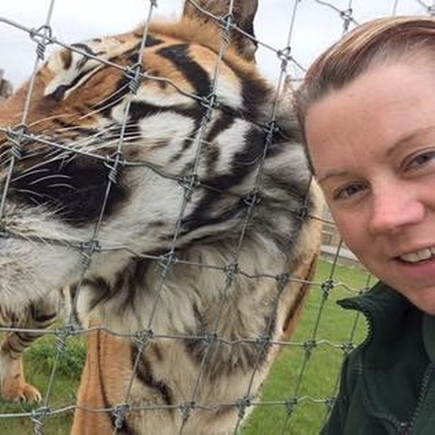 Rosa died in front of devastated colleagues at Hamerton Zoo