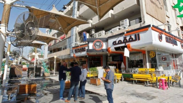 Suicide bomber kills 16 at Ice cream shop