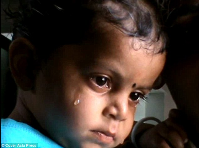 Tragic Moment Crying 17-Month-Old Toddler Is Found Drinking Milk From His Mother's Dead Body