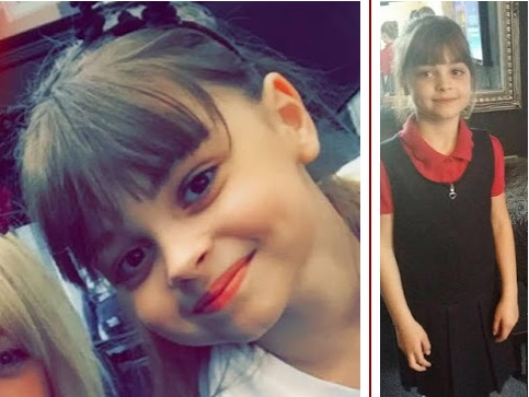 Girl, 8 Named As 2nd Victim Of Manchester Arena