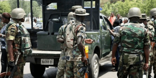 Nigerian Army Arrest 6 Female Boko Haram Terrorists, Kill 13