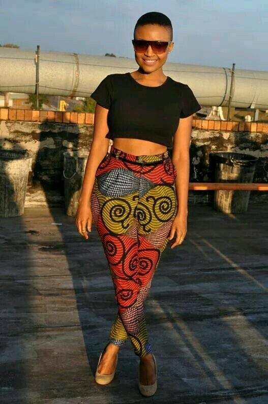 Trending Fashion: Hot, Sexy vs. Cute Ankara