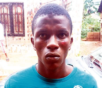 Year two student kills tricycle operator in Abia