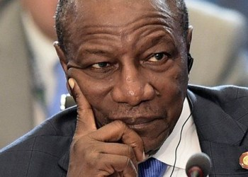 Guinea President Tells Guineans To Pray For Buhari