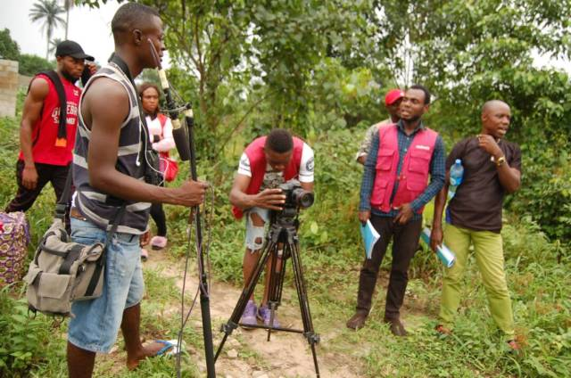 Projecting Ijaw Language and Culture: Nollywood Movies scenes by Martins P. Zidebegha