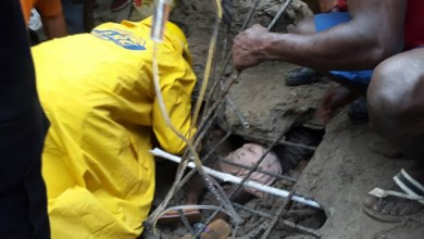 Mother, daughter die in Lagos collapsed building