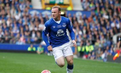 Wayne Rooney ready for European debut with Everton