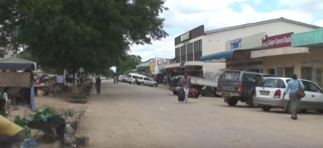 Makoni, in Chitungwiza, Zimbabwe, where man was abducted (File image)