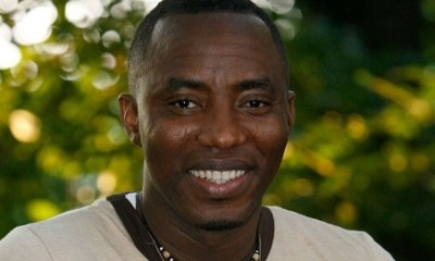 Buhari Became Sick As A Result Of The Money Stolen In Nigeria – Sowore