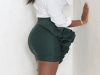 Hush! See as skirt transformed Tiwa Savage's Bum Bum (See Photos)