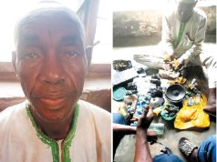 Father raises the alarm after sick daughter narrates ritual encounter with herbalist