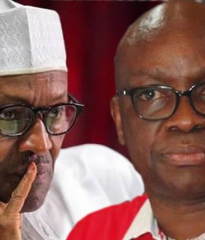 You're sick and tired..., resign and go home, Fayose tells Buhari