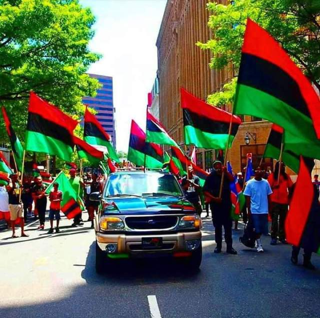 The Light of Biafra