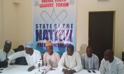 Arewa Youths: All we want is one Nigeria despite IPOB provocations