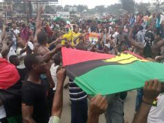 Breaking: Groups attack US for supporting Biafra