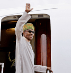 Buhari leaves New York for London on another medicals