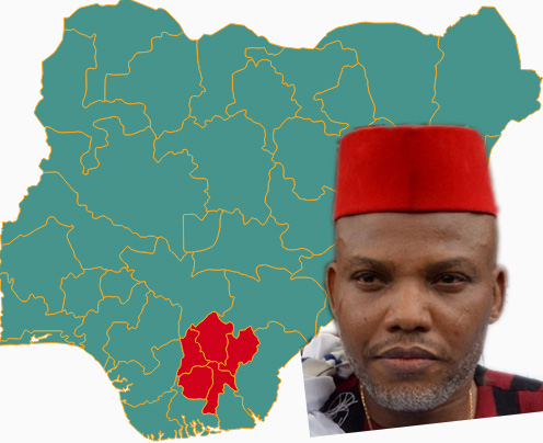 Biafra: Is Nnamdi Kanu a coward to go into hiding now?