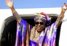 Patience Jonathan's security allegedly beat up deputy director of FCT on her property