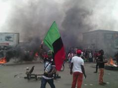 Biafra: IPOB members killed by Soldiers in Umuahia This Morning