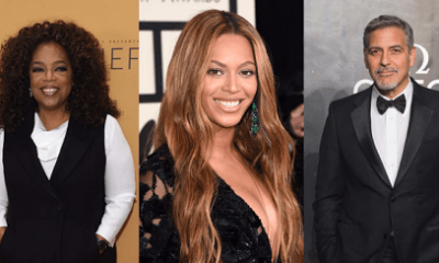 Amazing Oprah Winfrey, Beyoncé, George Clooney, Others Set For Hurricane Harvey Relief Telethon