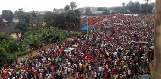 Biafra: The Freedom We Want In Our Land