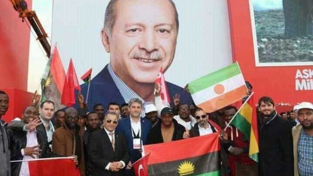 Biafra: Turkish Diplomat To Address UN Over Soldiers Killings in the South