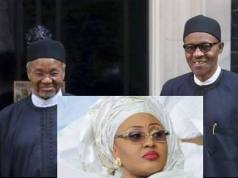 "Exposed: Leaked audio reveals Mamman Daura discussing Buhari's health, calls Aisha ""suicide bomber"" [LISTEN]"