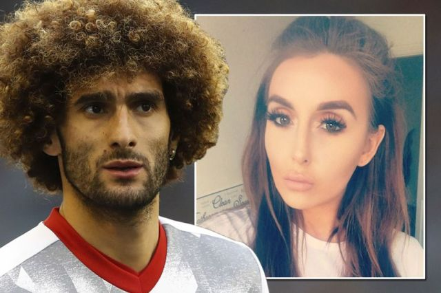 Wayne Rooney Party Girl Tried To Seduce Ex-Teammate Marouane Fellaini